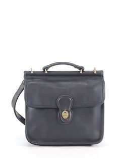 Check it out—Coach Leather Satchel for $229.99 at thredUP!