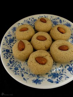 Nankatai Indian Sweets, Muffins, Cookies, Breakfast, Desserts, Food, Basket, Biscuits, Tailgate Desserts