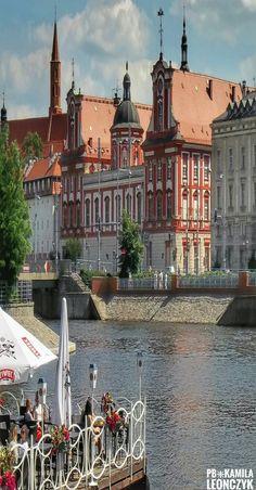 Wrocław Polonia /Breslavia (en polaco: Wrocław