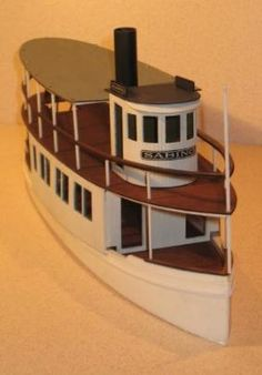 Deerfield River Laser Ship Craft, Steam Boats, Boat Design, Model Ships, Water Crafts, Wooden Toys, Retro, Activity Toys, Boats