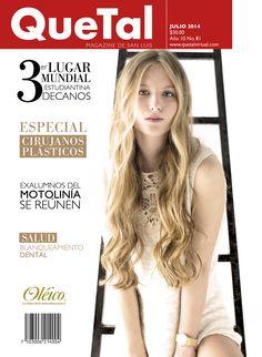 Ya está a la venta nuestra nueva revista Julio 2014  No querrás perdertela!   Buscanos en puestos de revistas, Panaderías La Superior, HEB, Sanborns y Oxxos.  En Portada: @Blanca Zugaza Escribano