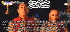 Bollywood Romatic Dialogues salman
