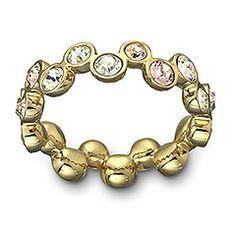 Swarovski Fidelity Silk Ring