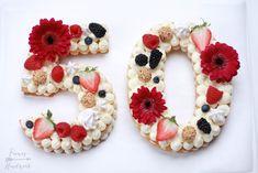 Feines Handwerk: Number Cake