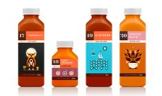 Kaffe 1668 Juices on Behance