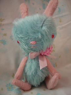 Blue Bunny by missy balance