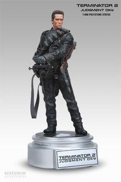 Terminator Statue | 800 Polystone Statue Statue
