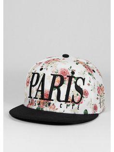 Cayler & Sons Snapback-Cap Paris City o.white/rose/black für 34,99 Euro. Artikelnummer: 7006459   #caps #headwear #streetwear #paris #snipescom
