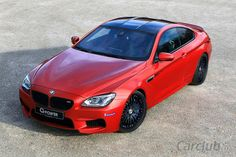 BMW M6 - G-Power (2013)