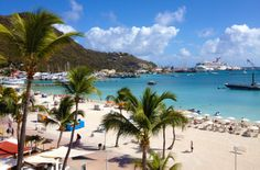 Holland House Hotel View Philipsburg St Maarten Sxm Caribbean
