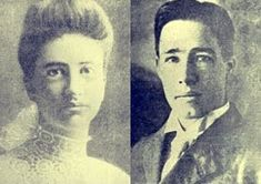 Grace Brown told Chester Gillette that she was pregnant she hoping they would marry but Gillette took her on a trip to the Adirondack Mountains. Gillette took Brown out in a rowboat on Big Moose Lake, where he clubbed her with his tennis racket and left her to drown. He returned alone and laid low at his hotel. Brown's bruised and beaten body was found at the bottom of the lake the next day. On March 30, 1908, Chester Gillette was the FIRST man in AMERICA executed in the electric chair.