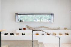 Shopper's Diary: Kick Pleat in Austin, Texas #architecture