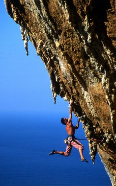 climbing in Kalymnos Greece | Flickr. Don't forget when traveling that electronic pickpockets are everywhere. Always stay protected with an Rfid Blocking travel wallet. https://igogeer.com for more information.
