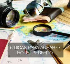Para te ajudar na missão, o Guia da Semana elencou 6 dicas para você achar o hotel perfeito. Confira!