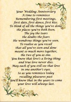 50th wedding anniversary verses - Google Search