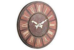 Decorative Wood Clock