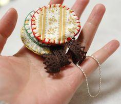 mairuru: Hand embroidery