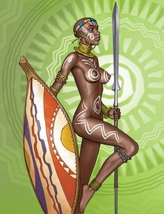ancient female warriors - Google Search