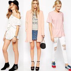 #zara #assos #h&m #beauty #fashion #model #pink #coat #jeans #trendy #covetme #mansurgavriel #no.21 #chloé
