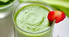 Nutricionista das famosas ensina receita de suco purificador que desincha e limpa o organismo