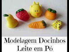 Pasta de Leite em Pó - PERFEITA P/ MODELAGENS - YouTube