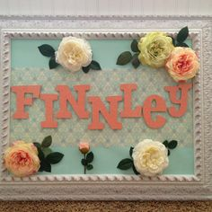 name board names baby frame baby names, creative ideas Baby Girl Names Spanish, Names Baby, Baby Mine, Baby Baby, Baby Frame, Boy Decor, Fun Crafts For Kids, Everything Baby, Cookies Et Biscuits