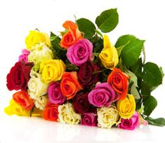 Spoil your Valentine's Date with some beautiful flowers - www.BringYourDate