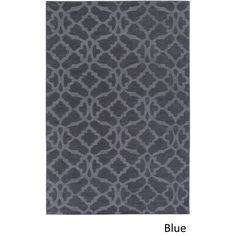 Surya Hand-Loomed List Wool Rug (5' x 7'6) (
