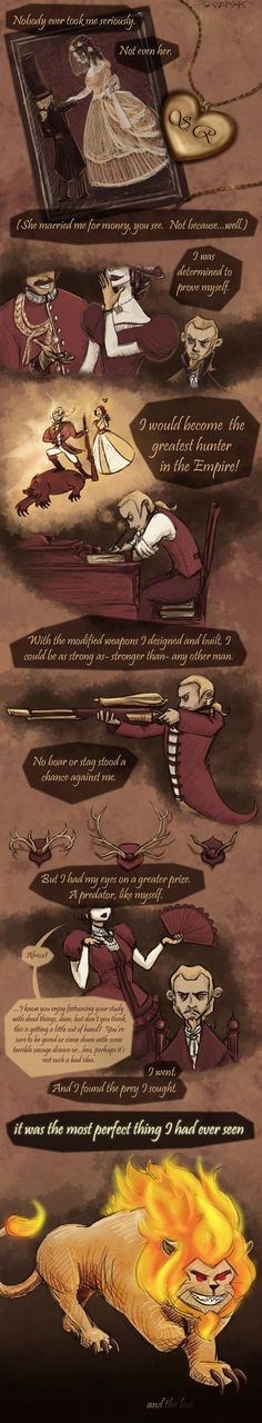 As You Were: Skulker's Story by Sarapsys on DeviantArt