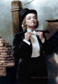 "Marlene Dietrich in ""Morocco"" (1930) https://vk.com/club18539869"