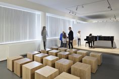 Sonorous Museum (Museo sonoro) / ADEPT