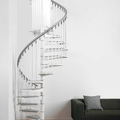 Cool spiral staircase