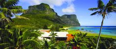 9 Day Luxury Sydney and Lord Howe Island incl. luxury hotels, dlx. sightseeing, bkfst, transfers and more.  QantasVacations.com
