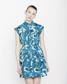 JUNE dress, heinui