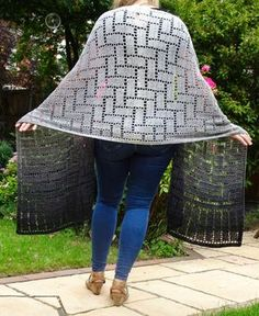 I've finally finished my shawl using Scheepjes Whirl. Check out more pics on my blog www.jo-creates.com