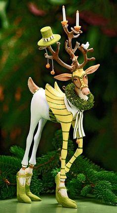 Love Patience Brewster Krinkles Christmas stuff