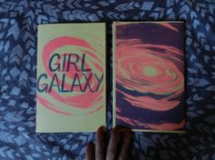 Girl Galaxy zine by jentong on Etsy