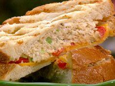 Big Lady New Millennium Sandwich from Paula Deen