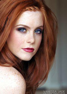 Jade redhead canadian comics massage picture photos