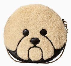 Tilda (Dog) Bag by Orla Kiely Coton De Tulear, Dog Bag, Antique Coins, Orla Kiely, Dog Carrier, Vintage Bags, Poodle, Fur Babies, Lana