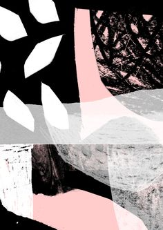 'Behemoth' by Tom Abbiss Smith. #digital #art #abstract #collage #design #markmaking