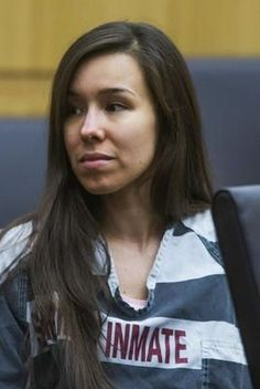 Jodi Arias was convicted of first degree murder for the killing of Travis Alexander in She is serving life without the possiibility of parole. Travis Alexander, Prison Jumpsuit, Jodi Arias, Scum Of The Earth, Orange Suit, Trump Comments, Life Sentence, Murder Mysteries, Serial Killers