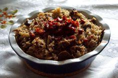 Existem muitas maneiras de fazer arroz de pato, mas a tradição familiar faz deste o melhor de todos