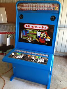 Daniel's musings on IT: Building Arcade Hyperspin/Mame cabinet - Part 4