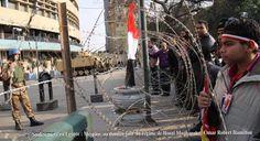 Soulèvement en Égypte © Omar Robert Hamilton