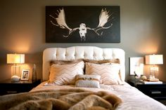 can you believe that's a target headboard?!