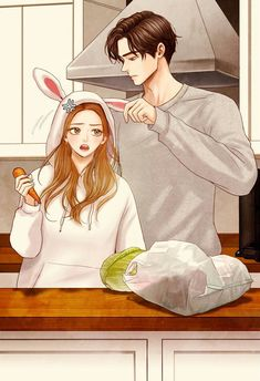 Irritating is their right ♥ in 2019 anime love couple, Couple Amour Anime, Couple Anime Manga, Couples Anime, Romantic Anime Couples, Anime Couples Drawings, Anime Love Couple, Anime Boys, Couple Cartoon, Kawaii Anime