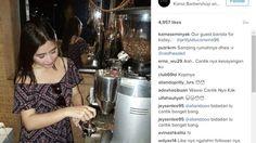 Prilly Latuconsina Bali - Coffee Shop Rekomendasi Ily, Dia Ternyata Pernah Jadi Barista di Sini