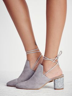 FP Collection Sparkler Wrap Mule at Free People Clothing Boutique