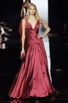 FALL 2005 COUTURE Elie Saab COLLECTION